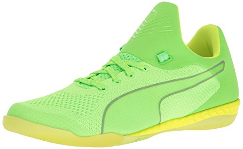 M Green calcio CT da 11 Yellow White Puma Safety da Evoknit 365 Ignite Scarpe US uomo Gecko ZqXwp8q