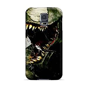 Samsung Galaxy S5 HPw2128hHQb Customized Fashion Venom I4 Series Anti-Scratch Hard Cell-phone Case -TrevorBahri