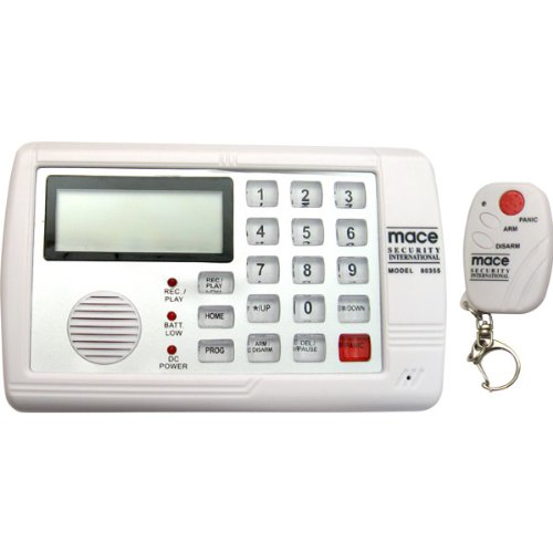 Mace Security 80355 Wireless System