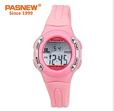 Kids Watch Children Waterproof Watch - Sport Watch Outdoor,Kids Digital Watch with Chronograph, Alarm,Child Wrist Watch for Boys, Girls from PERSUPER