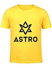 ASTRO Shirt Album Summer Vibes Tshirt SANHA MJ ROCKY JINJIN Tee T-Shirt