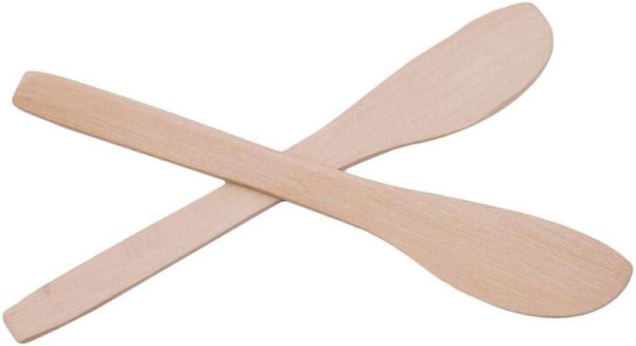 Oulensy Holz Dumping-Werkzeug-Satz gr/ünes h/ölzernes Dumpling Stuffing L/öffel Dumpling-Stick Rolling Pin Mehl K/üchenzubeh/ör