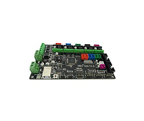 Zamtac 3D Printer Motherboard Gen V1.4 Ramps1.4&256 Control Panel 3D Printer Parts by GIMAX (Image #2)
