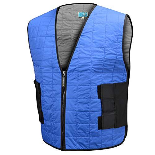 Radians, Inc. RCV10-S/M Radians Arctic Radwear Cooling Vest, S/M, Blue (Renewed)