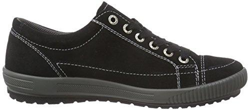 Legero Damen Tanaro Sneakers Schwarz (SCHWARZ 00)