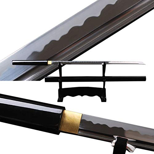 Amazon.com : SJ SHI JIAN Japanese Samurai Ninja Sword Full ...
