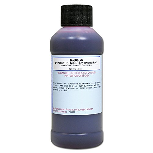 taylor Replacement Reagents pH Indicator #4-4 oz.
