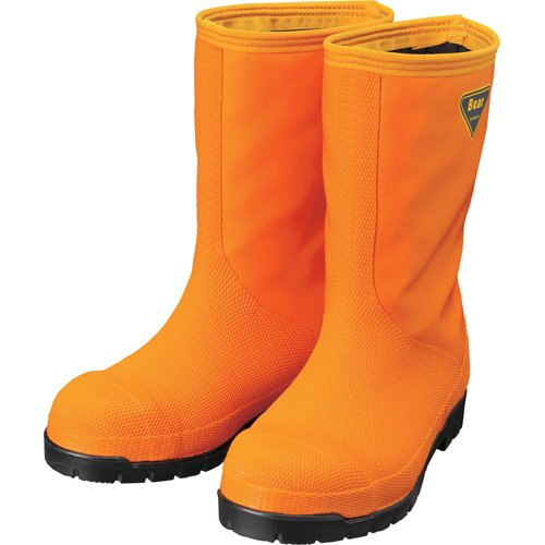 SHIBATA(シバタ) 冷蔵庫用長靴-40℃ NR031 26.0 オレンジ NR03126.0 B01C45V58Y