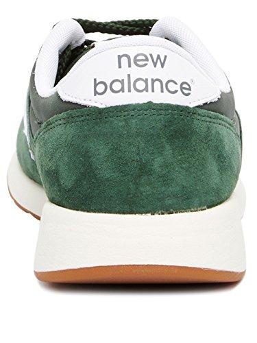Calzado deportivo para hombre, color Verde , marca NEW BALANCE, modelo Calzado Deportivo Para Hombre NEW BALANCE MRL420 SF Verde