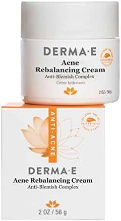 Facial Moisturizer: Derma E Acne Rebalancing Cream