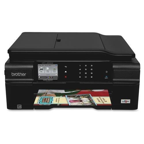 BROTHER Inkjet Multifunction Printer – Color – Plain Paper Print – Desktop / MFC-J650DW /