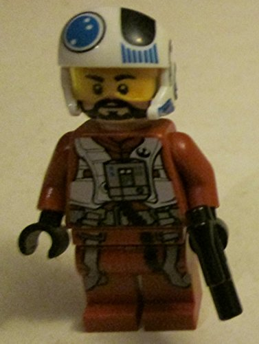 L Lego Star Wars Mini Figure - Resistance X-Wing -