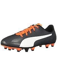 Puma FG Jr - Zapatillas de fútbol para niños