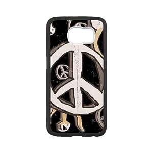 Samsung Galaxy S6 Cell Phone Case Black Peace Baby Black VIU979523