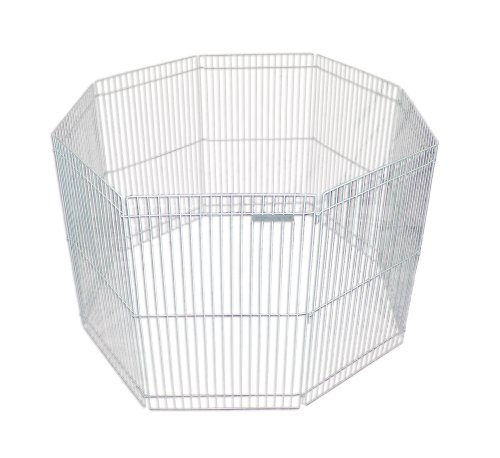 Marshall FC-224 Small Animal Play Pen, Small Review
