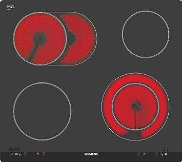 Siemens ET601EN11 - Cocina vitrocerámica con sistema de ...