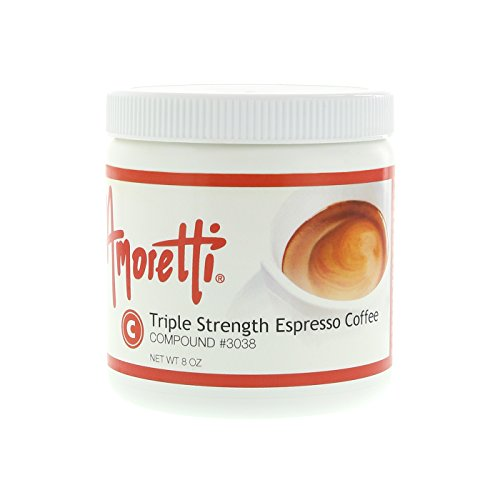 ngth Espresso Coffee Compound, 8 Ounce (Triple Compound)