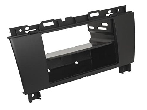 (SCOSCHE GM1524B 2005-08 Buick La Crosse Double DIN or DIN w/Pocket Install Dash Kit)