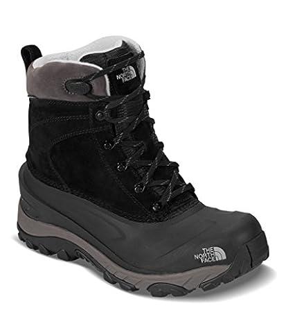 The North Face Mens Chilkat III Boot - TNF Black/Dark Gull Grey - 13
