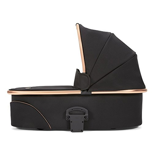 Mamas and Papas Urbo 2 Chrome Carrycot - Rose Gold