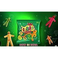 Laban Stretchy Man Fruit Flavour Chews, 65g