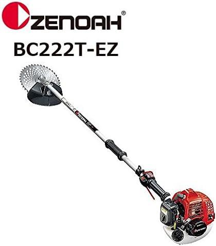 ゼノア(zenoah) 刈払機 BC222ST-T-EZ 肩掛式 ツーグリップハンドル 21.7cc