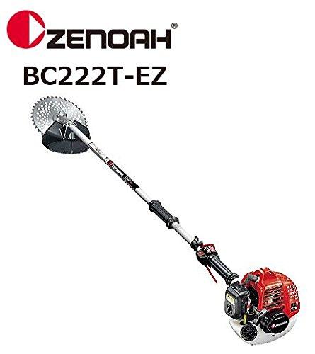 ゼノア(zenoah) 刈払機 BC222ST-T-EZ 肩掛式 ツーグリップハンドル