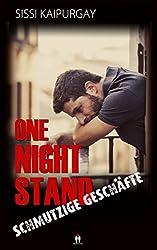 One night stand - Schmutzige Geschäfte