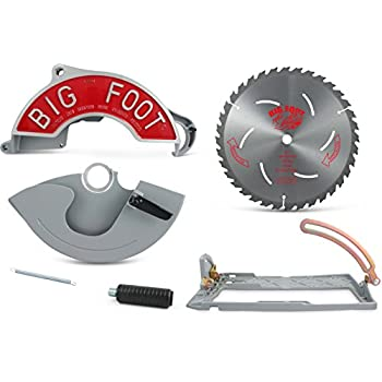 Image of Big Foot SK-1025KIT-1 Style 1 Beam Saw Adapter Kit, 10-1/4'