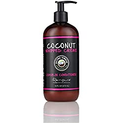 Renpure Coconut Whipped Creme Leave-In Conditioner, 16 Ounce