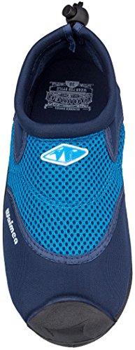 pour Marine aquatique de Kobalt Chaussures adultes Waimea sport YXw7CZqq
