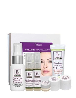 Be Natural Organics Anti Aging Collection product image