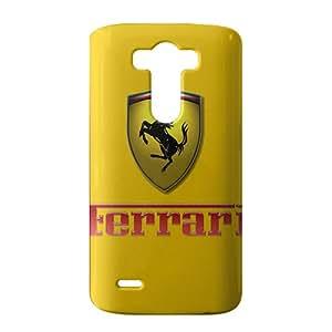 Luxury cars logo Scuderia Ferrari Phone case for LG G3