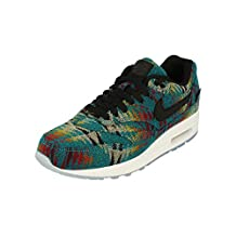 NIKE Womens Air Max 1 PRM Pendleton Running Trainers 918621 Sneakers Shoes