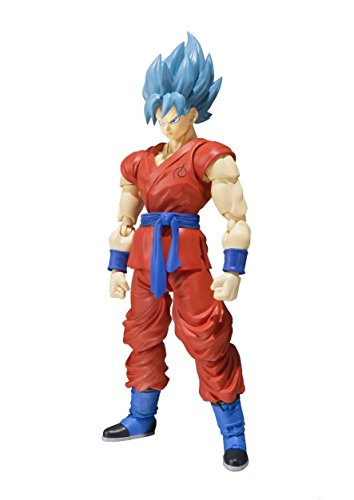 Bandai Tamashii Nations S.H.Figuarts God Super Saiyan Son Goku