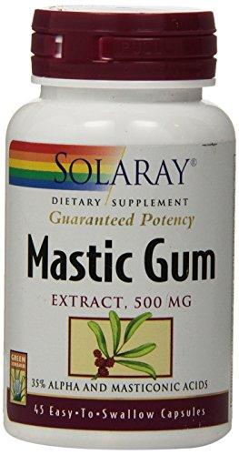 Solaray Mastic Gum Extract