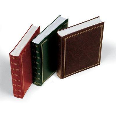 Lebez 0380-ASS Album per Foto, Copertina in Similpelle, 40 Fogli, 26 x 30 cm, Multicolore 870994