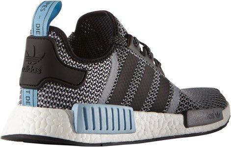 Adidas NMD R1 Original Runner Boost Schuhe core black