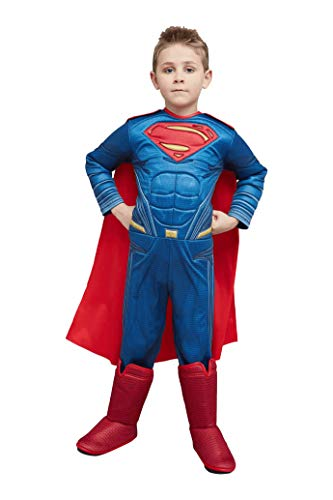 Ultimate Superman Costume for Kids - Dawn of Justice]()