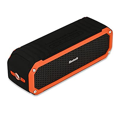 PECHAM Portable Bluetooth Waterproof Speaker from Pecham