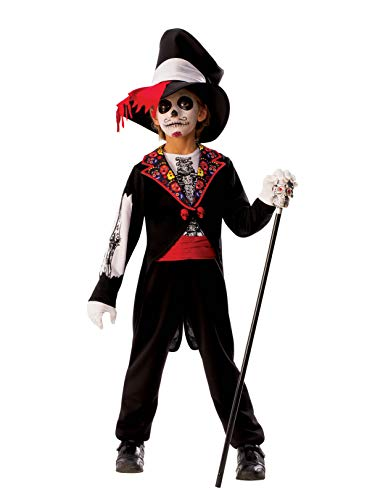 Day of the Dead Boys Costume -