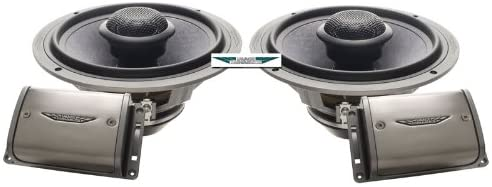 XS-65 Image Dynamics 6.5 2-Way Component Speaker System