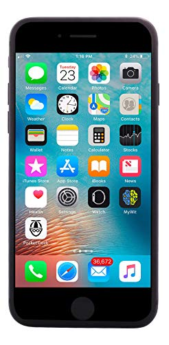 Apple iPhone 8, 256GB, Space Gray - For AT&T / T-Mobile (Renewed)