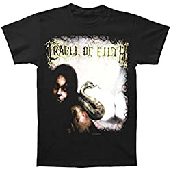 Cradle Of Filth Men's Temptation 07 Tour T-shirt X-Large Black
