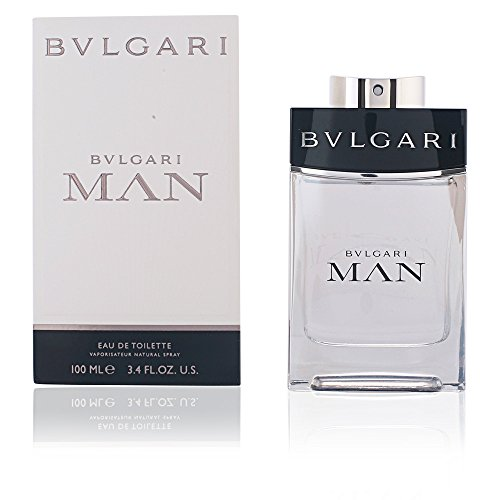 Bvlgari Man by Bvlgari Eau De Toilette Spray, 2 Ounce