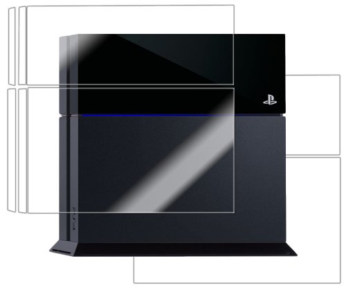 PlayStation Protector Shield LiQuidSkin Coverage Anti Bubble product image