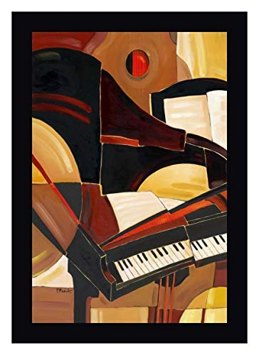 Abstract Piano by Paul Brent - 19