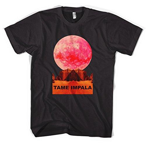 Tame Impala Unisex T-Shirt All Sizes Colours (L, Black)