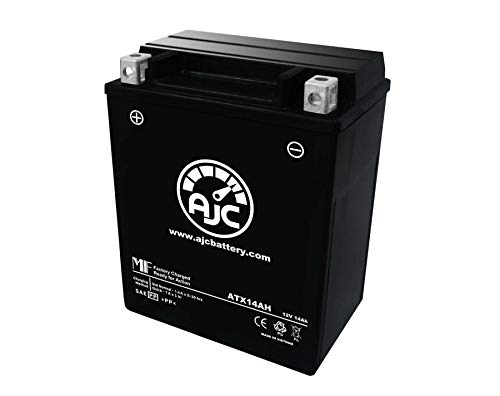 Polaris Scrambler 400 4X4 400CC ATV Replacement Battery (1995-2002) This is an AJC Brand Replacement