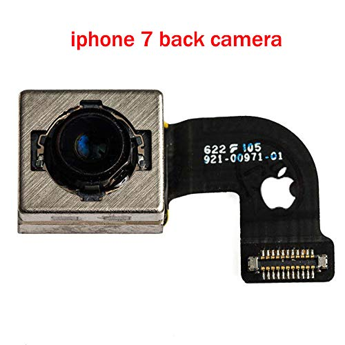 Afeax OEM Main Back Rear Camera Module Flex Cable Replacement Part Compatible iPhone 7 4.7inch ()